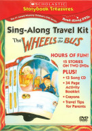 Wheels On The Bus Sing-Along Travel Kit, The Movie