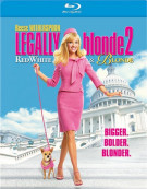 Legally Blonde 2: Red, White & Blonde Blu-ray