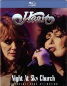 Heart: Night At Sky Church Blu-ray