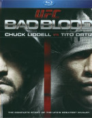 UFC: Bad Blood - Liddell vs. Ortiz Blu-ray
