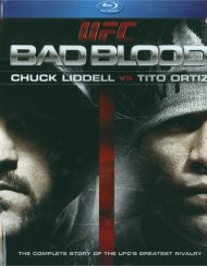 UFC: Bad Blood - Liddell vs. Ortiz Blu-ray