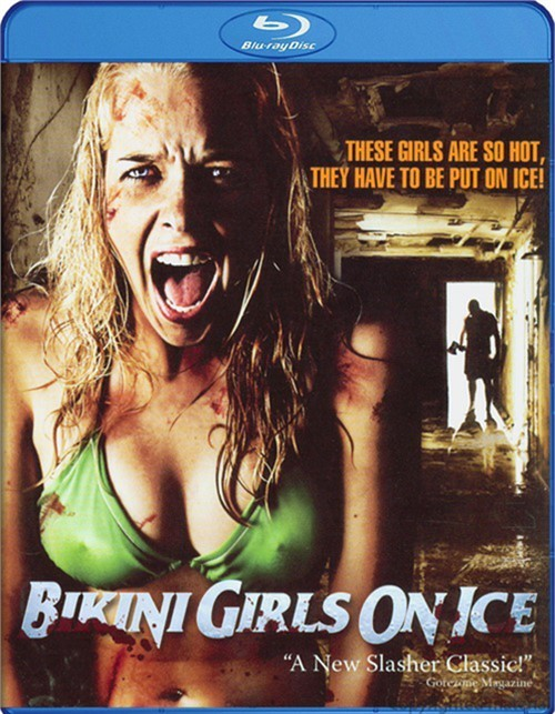 Bikini Girls On Ice Blu-ray