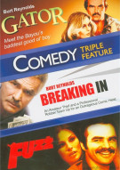 Gator / Breaking In / Fuzz (Triple Feature) Movie