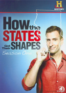 How The States Got Their Shapes: Season One Movie