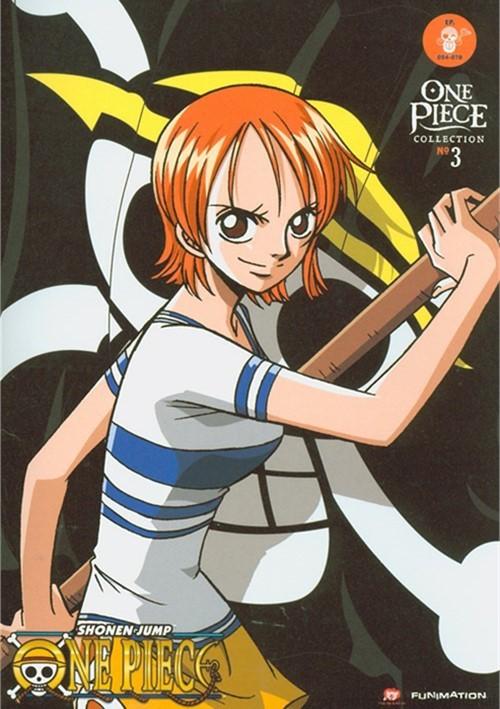 One Piece: Collection Three Movie