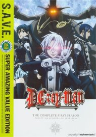 D. Gray-Man: The Complete First Season Movie