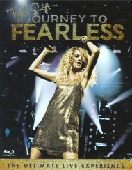 Taylor Swift: Journey To Fearless Blu-ray