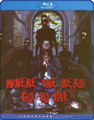 Where The Dead Go To Die Blu-ray