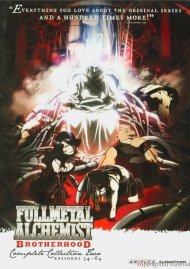 Full Metal Alchemist Brotherhood: Complete Collection Two Movie