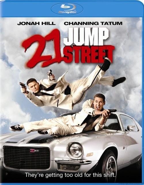 21 Jump Street (Blu-ray + UltraViolet) Blu-ray