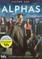 Alphas: Season One Movie