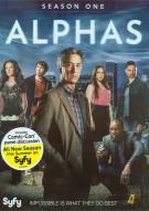 Alphas: Season One Movie