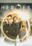 Heroes: Season 3 (Repackage) Movie