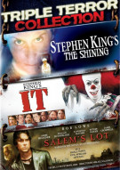 Shining, The / It / Salems Lot (Triple Terror Collection) Movie