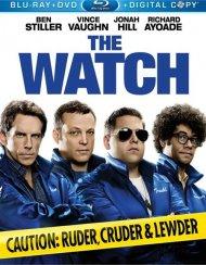 Watch, The (Blu-ray + DVD + Digital Copy) Blu-ray