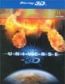 Universe In 3D, The Blu-ray