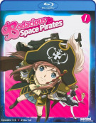 Bodacious Space Pirates: Collection One Blu-ray