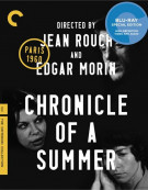 Chronicle Of A Summer: The Criterion Collection Blu-ray