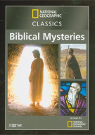 National Geographic Classics: Biblical Mysteries Movie