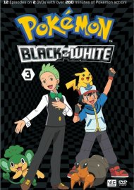 Pokemon: Black And White - Volume 3 Movie