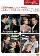 TCM Greatest Classic Films: Romantic Affairs Movie