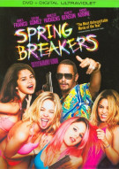 Spring Breakers (DVD + Digital Copy) Movie