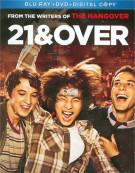 21 & Over (Blu-ray + DVD + Digital Copy) Blu-ray