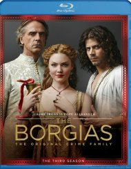 Borgias, The: The Final Season Blu-ray
