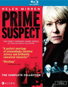 Prime Suspect: Complete Collection Blu-ray