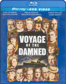Voyage Of The Damned (Blu-ray + DVD Combo) Blu-ray