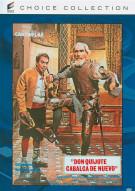 Don Quijote Cabalga De Nuevo Movie