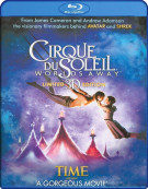 Cirque Du Soleil: Worlds Away 3D (Blu-ray 3D + Blu-ray) Blu-ray
