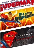 All Star Superman / Superman: Doomsday (Double Feature) Movie