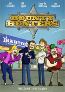 Bounty Hunters: The Complete First Season Movie