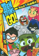 Teen Titans Go!: Mission To Misbehave - Season 1 Part 1 Movie