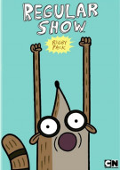 Regular Show: Rigby Pack Movie