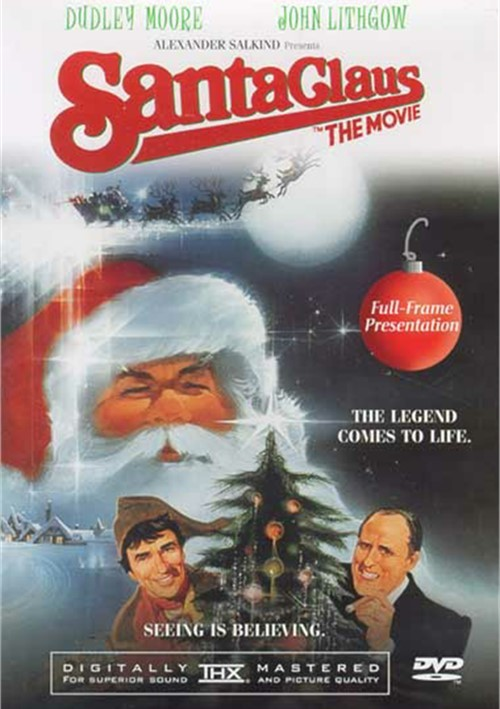 Santa Claus: The Movie (Full-Frame) (DVD 1985)   DVD Empire