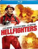 Hellfighters Blu-ray