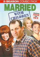 Married With Children: Ninth & Tenth Seasons (Combo Pack) Movie
