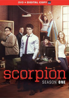 Scorpion: Season One (DVD + UltraViolet) Movie
