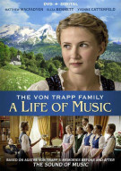 Von Trapp Family, The: A Life Of Music (DVD + UltraViolet) Movie