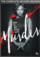 How To Get Away With Murder: The Complete Second Season Movie
