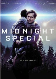 Midnight Special (DVD + UltraViolet) Movie