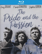 Pride and the Passion, The Blu-ray