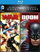Justice League: Doom / Justice League - War Blu-ray