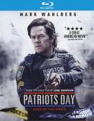 Patriots Day (Blu-ray + Ultra-Violet) Blu-ray