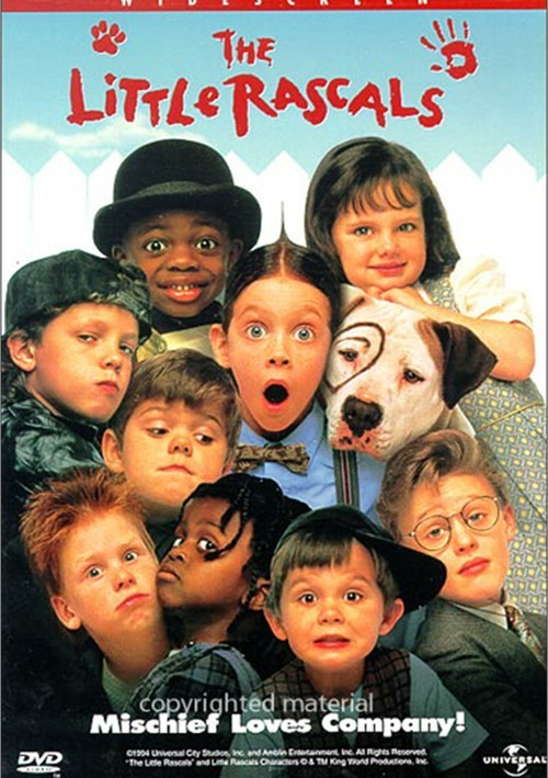 a review of the movie little rascals Movie dictator club: the little rascals  the little rascals is a movie that as a child i  perhaps you aren't one to review kid's movies because.