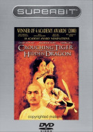 Crouching Tiger, Hidden Dragon (Superbit) Movie