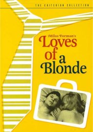 Loves Of A Blonde: The Criterion Collection Movie