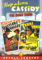 Hopalong Cassidy: Rustlers Valley/ Texas Trail Movie